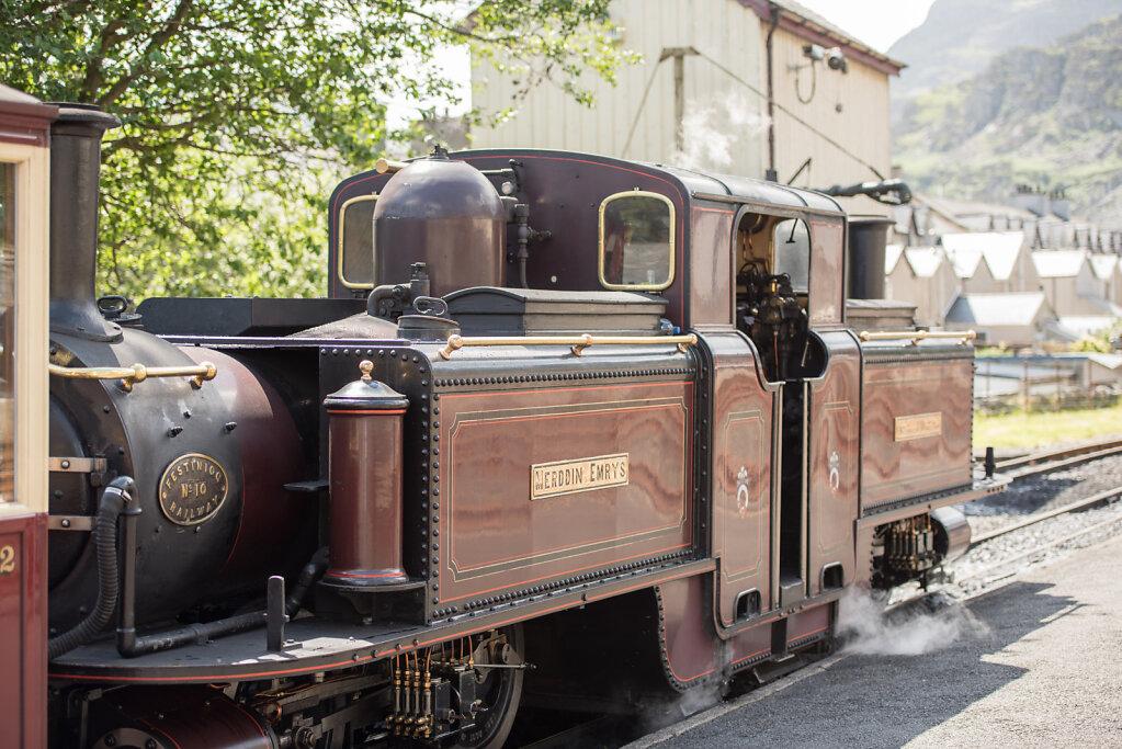 Ffestiniog Railway -1